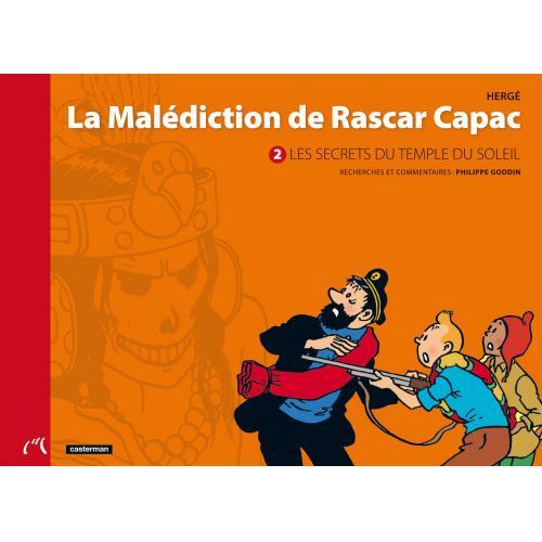 LA MALÉDICTION DE RASCAR CAPAC, TOME 2