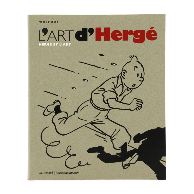 L'ART D'HERGÉ