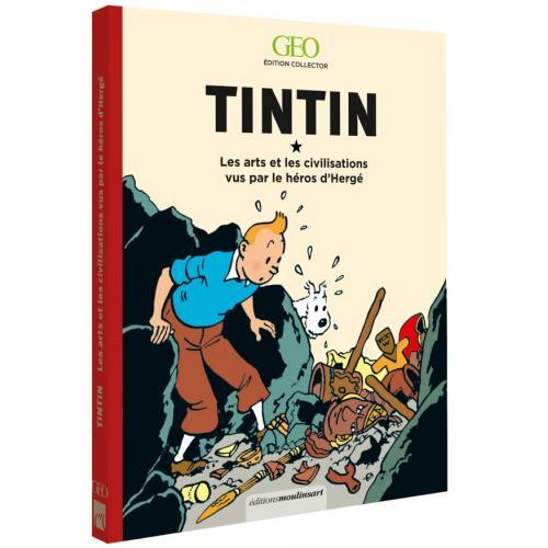 TINTIN, LES ARTS ET LES CIVILISATIONS
