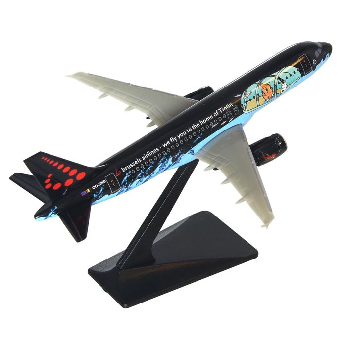 AIRBUS A320 RACKHAM BRUSSELS AIRLINES