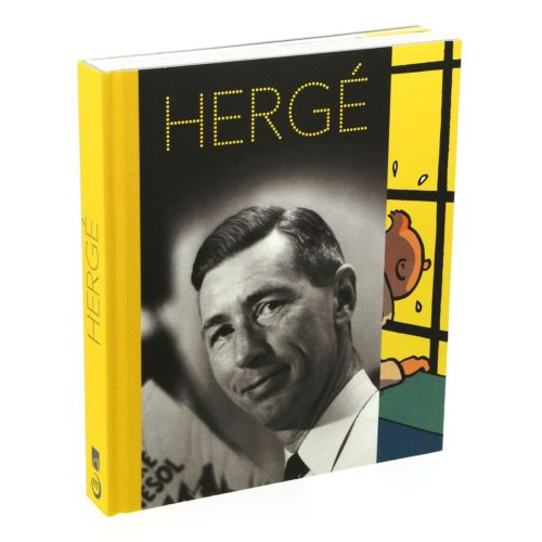 HERGÉ CATALOGUE EXPO