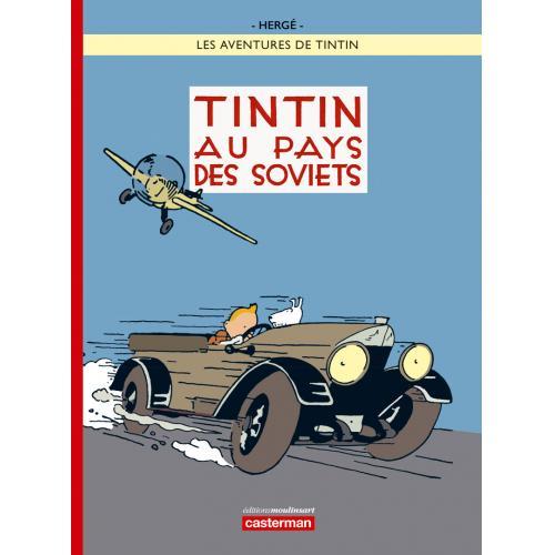 TINTIN AU PAYS DES SOVIETS COLORISÉ