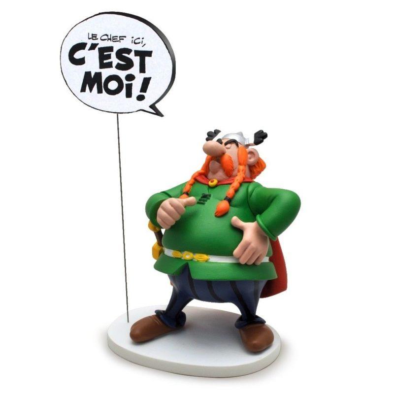 """ABRARACOURCIX """"LE CHEF ICI, C'EST MOI !"""""""