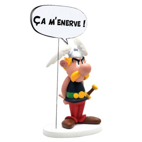 "ASTÉRIX ""ÇA M'ÉNERVE"""