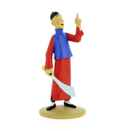 Figurine Tintin Didi est fou