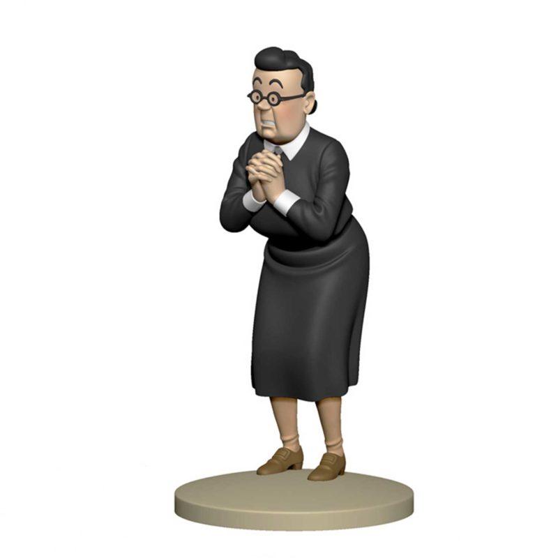 Figurine Tintin Madame Irma