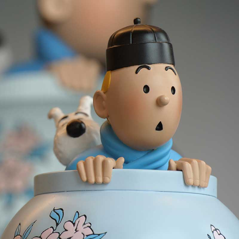 Figurines Tintin