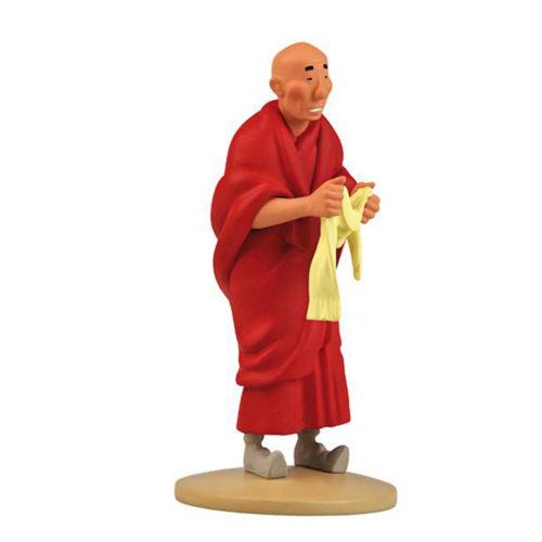 collection figurine tintin