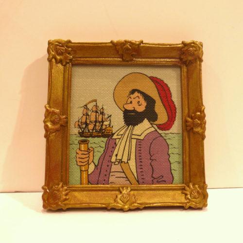 objets du mythe, Chevalier de Hadoque