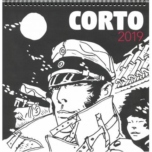 Calendrier Corto Maltese 2019