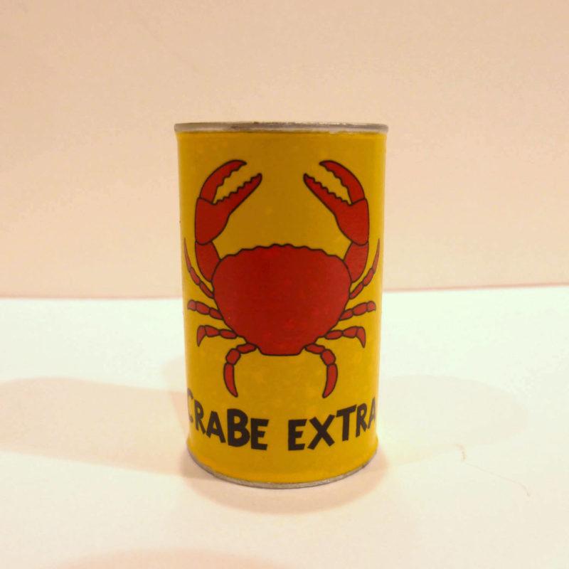 La boite de crabe, Pixi, Tintin