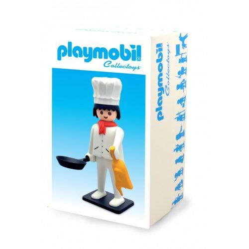 boite Playmobil le cuisinier