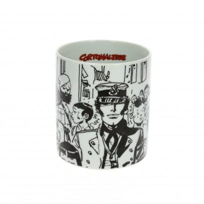 mug Corto Siberie