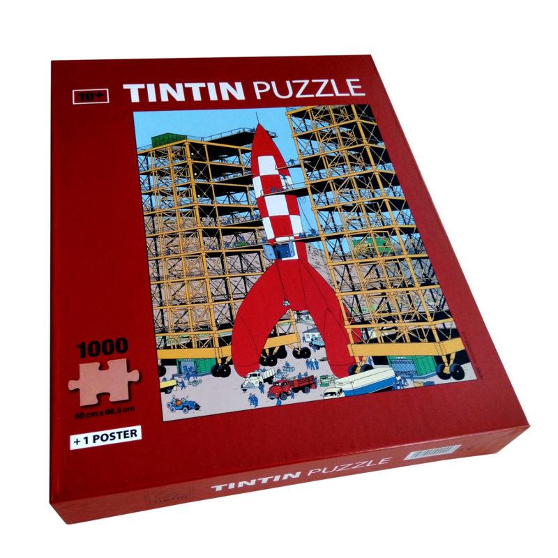 puzzle-tintin-pret-a-decoller