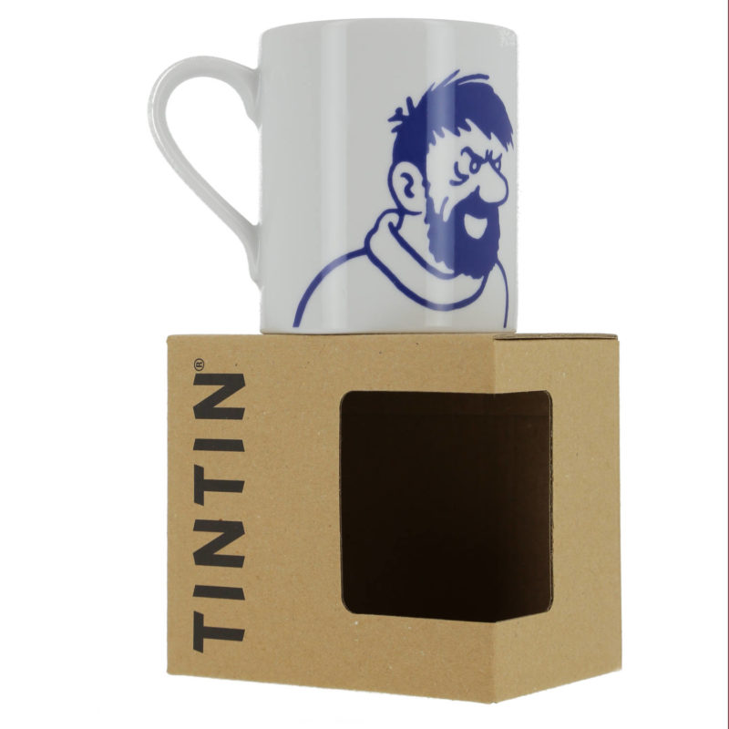 mug capitaine haddock