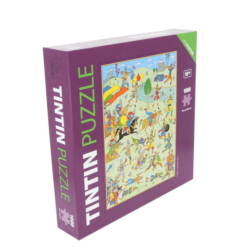 puzzle sceptre d'ottokar