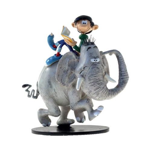 Gaston éléphant, Pixi