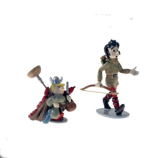 figurine johan et pirlouit