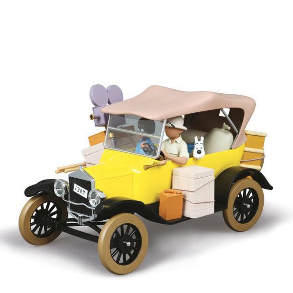 Ford T Tintin au Congo